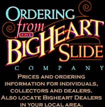 Ordering Guitar Slides from BigHeart Slide and BigHeart Guitar Slide Dealers