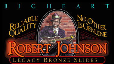 Robert Johnson Bronze Slides